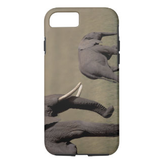 Africa, Kenya, Amboseli National Park. African iPhone 8/7 Case