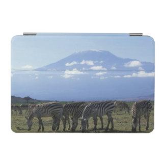 Africa, Kenya, Amboseli National Park, Herd of iPad Mini Cover