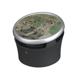 Africa, Kenya, Cheetahs Bluetooth Speaker