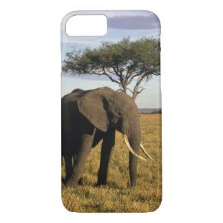 Africa, Kenya, Maasai Mara. An elehpant in the iPhone 8/7 Case