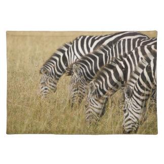 Africa, Kenya, Maasai Mara Placemat