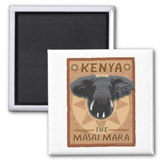Africa-Kenya-Magnet
