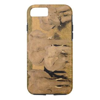 Africa, Kenya, Masai Mara. African Elephant iPhone 8/7 Case