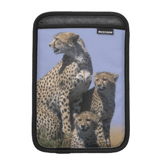 Africa, Kenya, Masai Mara Game Reserve, Adult 4 iPad Mini Sleeve