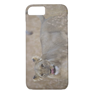 Africa, Kenya, Masai Mara Game Reserve, Adult 6 iPhone 7 Case