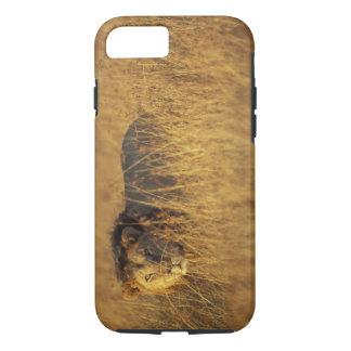 Africa, Kenya, Masai Mara Game Reserve, Adult iPhone 8/7 Case