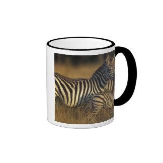 Africa, Kenya, Masai Mara Game Reserve. Plains Coffee Mug
