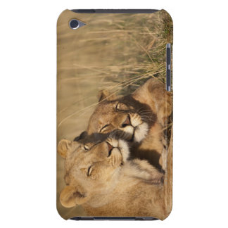 Africa, Kenya, Masai Mara Game Reserve, Young Barely There iPod Case