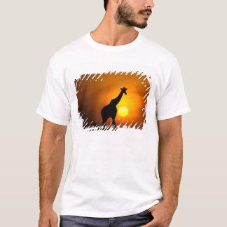 Africa, Kenya, Masai Mara. Giraffe (Giraffe T-Shirt