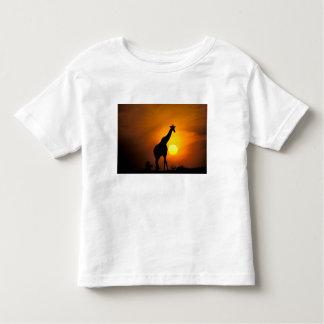 Africa, Kenya, Masai Mara. Giraffe (Giraffe Toddler T-Shirt