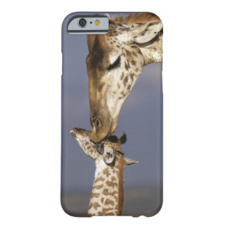 Africa, Kenya, Masai Mara. Giraffes (Giraffe Barely There iPhone 6 Case