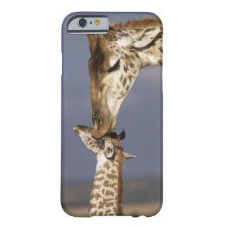 Africa, Kenya, Masai Mara. Giraffes (Giraffe Barely There iPhone 6 Case