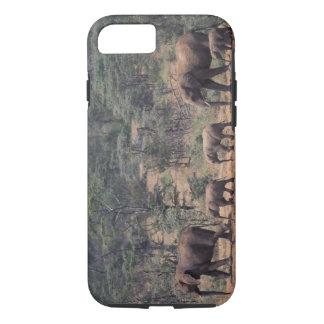 Africa, Kenya, Nanyuki, Mpala. African iPhone 8/7 Case