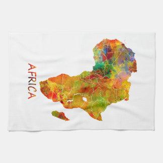 Africa Kitchen Towel