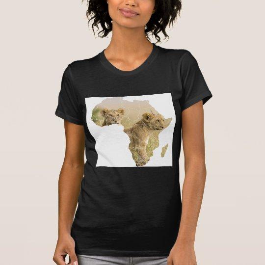 Africa Lion Cubs T-Shirt