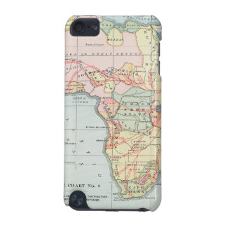 AFRICA: MAP, 1894 iPod TOUCH (5TH GENERATION) CASES