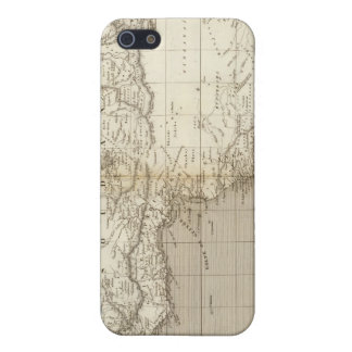 Africa map 2 iPhone 5 cover