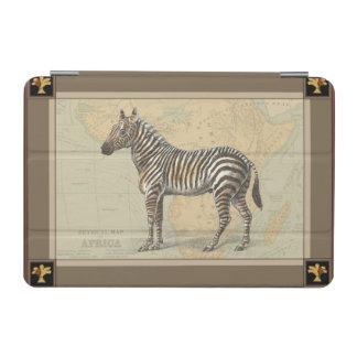 Africa Map and a Zebra iPad Mini Cover