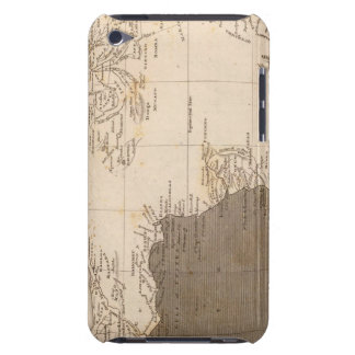 Africa Map by Arrowsmith Barely There iPod Cover