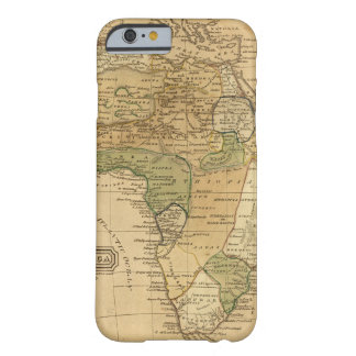 Africa  Map by Worcester Barely There iPhone 6 Case