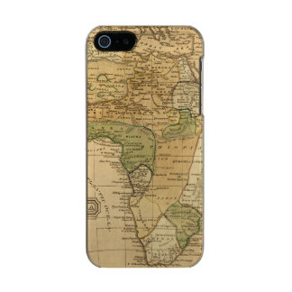 Africa  Map by Worcester Incipio Feather® Shine iPhone 5 Case