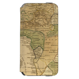 Africa  Map by Worcester Incipio Watson™ iPhone 6 Wallet Case