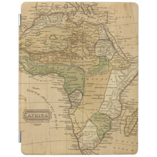 Africa  Map by Worcester iPad Cover