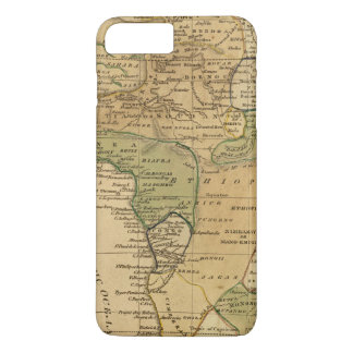 Africa  Map by Worcester iPhone 8 Plus/7 Plus Case