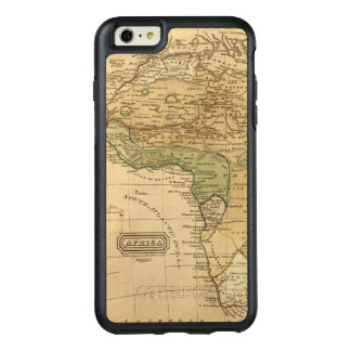 Africa  Map by Worcester OtterBox iPhone 6/6s Plus Case