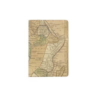 Africa  Map by Worcester Passport Holder