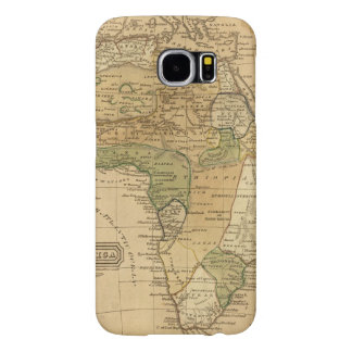 Africa  Map by Worcester Samsung Galaxy S6 Cases