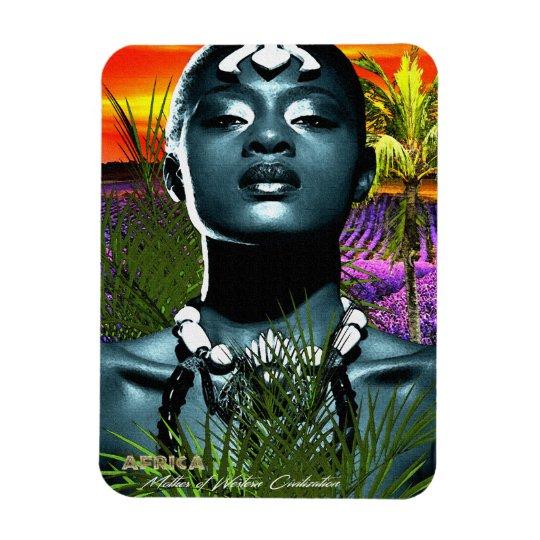 Africa Mother of Western Civilisation Magnet