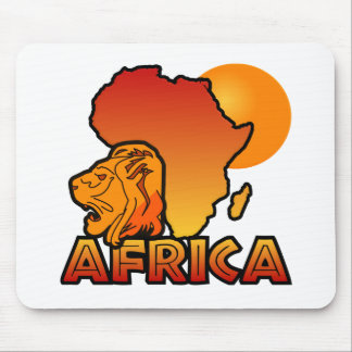 Africa mousepad
