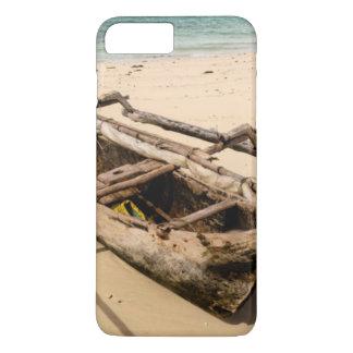 Africa, Mozambique, Mogundula Island iPhone 7 Plus Case