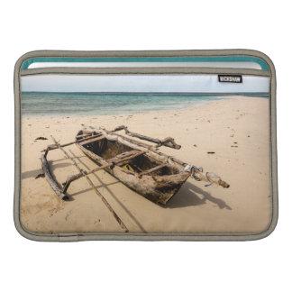 Africa, Mozambique, Mogundula Island MacBook Sleeve