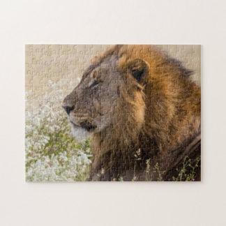 Africa, Namibia, Etosha National Park 2 Jigsaw Puzzle