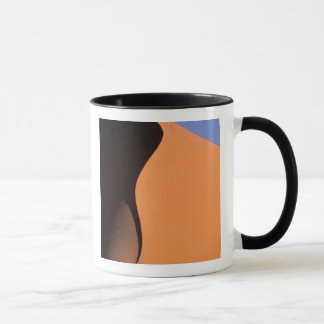 Africa, Namibia, Evening light on dunes, Mug