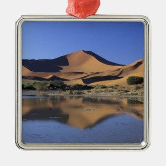 Africa, Namibia, Namib National Park, Sossusvlei 2 Christmas Ornament