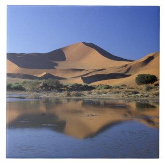 Africa, Namibia, Namib National Park, Sossusvlei 2 Tile