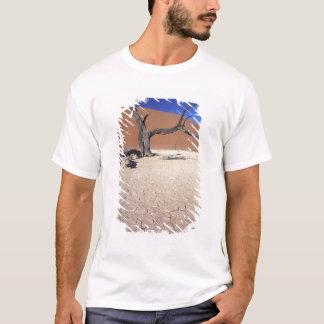 Africa, Namibia, Sossusvlei Region. Sand dunes T-Shirt