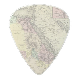Africa North Eastern Sheet Acetal Guitar Pick
