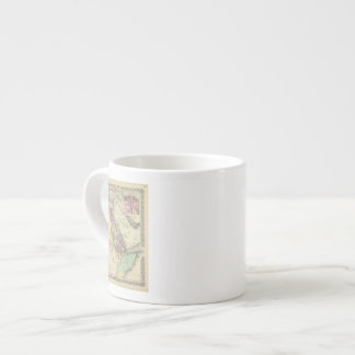 Africa North Eastern Sheet Espresso Cup