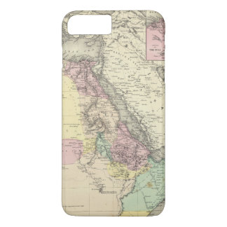 Africa North Eastern Sheet iPhone 8 Plus/7 Plus Case