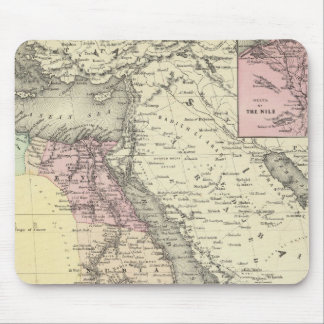 Africa North Eastern Sheet Mouse Mat