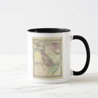 Africa North Eastern Sheet Mug