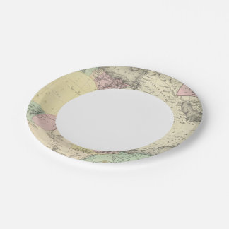 Africa North Eastern Sheet Paper Plate