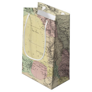 Africa North Eastern Sheet Small Gift Bag