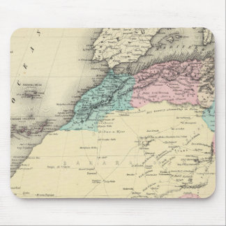 Africa North Western Sheet Mouse Mat