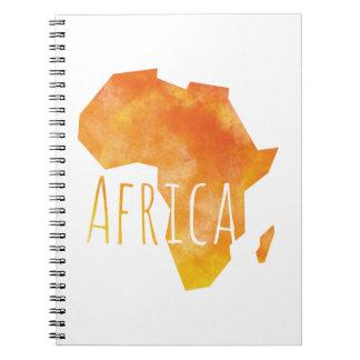 Africa Notebook