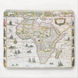 Africa Nova, c.1617 Mouse Mat